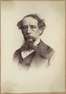 Charles Dickens, by John & Charles Watkins - NPG Ax21884