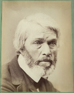 Thomas Carlyle, by John & Charles Watkins, 1860s - NPG Ax21887 - © National Portrait Gallery, London