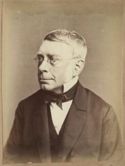 Sir George Biddell Airy, by John Watkins, 1860s - NPG Ax21890 - © National Portrait Gallery, London