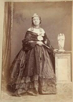 Caroline Elizabeth Sarah Norton (née Sheridan, later Lady Stirling-Maxwell), by John & Charles Watkins - NPG Ax21897