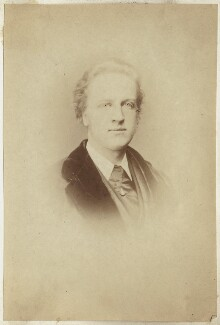 John Campbell, 9th Duke of Argyll, by Unknown photographer, 1870s - NPG Ax21899 - © National Portrait Gallery, London