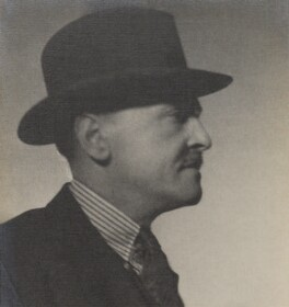 Somerset Maugham, by Howard Coster - NPG Ax2317