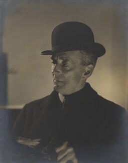 George Lambton, by Howard Coster - NPG Ax2319