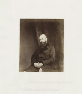 Prince George William Frederick Charles, 2nd Duke of Cambridge, by Roger Fenton - NPG Ax24900