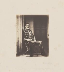 Omar Pasha, by Roger Fenton, 1855 - NPG  - © National Portrait Gallery, London