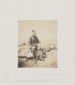 Francis William Henry Fane, 12th Earl of Westmorland, by Roger Fenton - NPG Ax24907