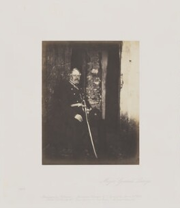 Major General Lockyer, by Roger Fenton - NPG Ax24920