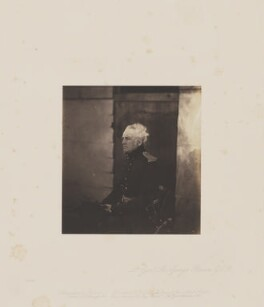 Sir George Brown, by Roger Fenton - NPG Ax24921