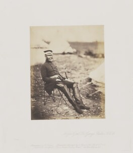 Sir George Buller, by Roger Fenton - NPG Ax24925