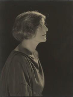 Sybil Thorndike, by Howard Instead - NPG Ax24973