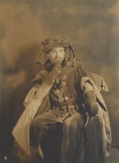 Sir Gyles Isham, 12th Bt, by Howard Instead, 1920s - NPG Ax24987 - © National Portrait Gallery, London
