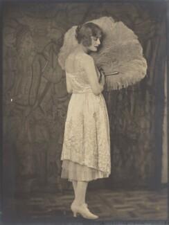 Phyllis Monkman, by Howard Instead - NPG Ax24989