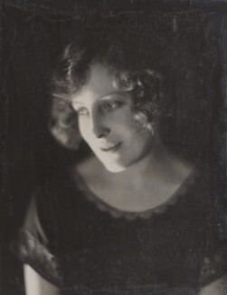 Fay Compton, by Howard Instead - NPG Ax24995