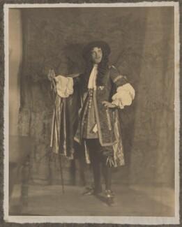 Sir Gyles Isham, 12th Bt, by Howard Instead, 1920s - NPG Ax25001 - © National Portrait Gallery, London