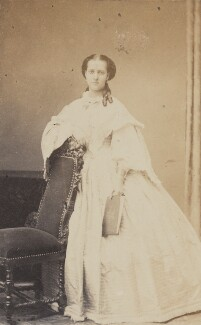 Queen Alexandra, by Georg Emil Hansen - NPG Ax26213