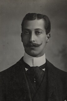 Prince Albert Victor, Duke of Clarence and Avondale, by Lafayette - NPG Ax26422