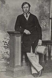 King Edward VII, by Vernon Heath - NPG Ax26424