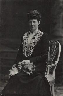 Queen Alexandra, by Lafayette - NPG Ax26430