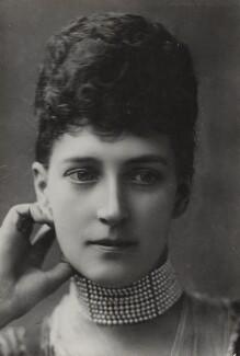 Queen Alexandra, by Lafayette - NPG Ax26433
