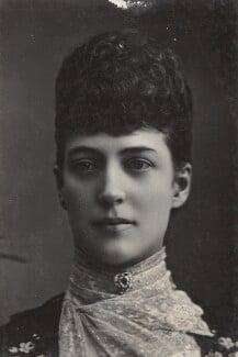 Queen Alexandra, by Lafayette - NPG Ax26435