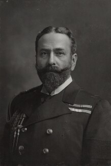 Louis Alexander Mountbatten, 1st Marquess of Milford Haven (Prince Louis of Battenburg), by Lafayette (Lafayette Ltd), circa 1914 - NPG Ax26437 - © National Portrait Gallery, London