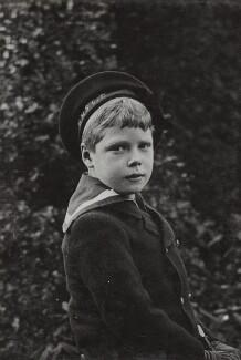 Prince Edward, Duke of Windsor (King Edward VIII), by Lafayette - NPG Ax26445