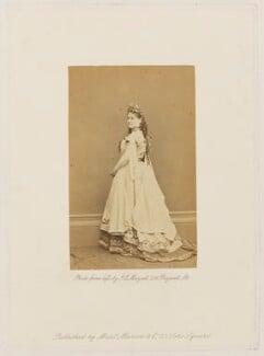 Lizzie Weston (née Elizabeth Jackson) as Medea in 'The Golden Fleece', by John Jabez Edwin Mayall - NPG Ax27685