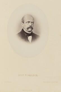 Prince Otto Edward Leopold von Bismarck-Schonhausen, by Numa Blanc Fils - NPG Ax27692