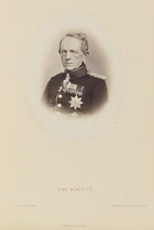 Helmuth Karl Bernhard von Moltke, Count von Moltke, by Unknown photographer - NPG Ax27693