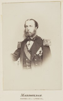 Maximilian I, Emperor of Mexico, by Unknown photographer - NPG Ax27696