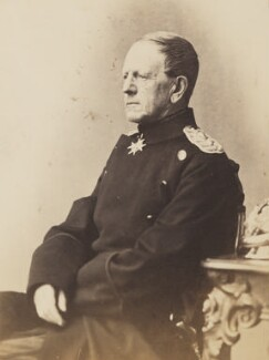 Helmuth Karl Bernhard von Moltke, Count von Moltke, by Unknown photographer - NPG Ax27732