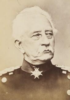 Karl Friedrich Von Steinmetz, by Unknown photographer - NPG Ax27738