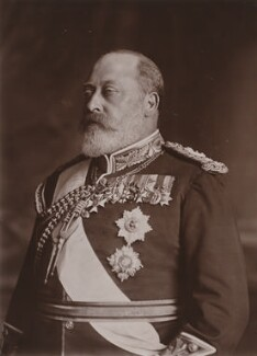 King Edward VII, by Unknown photographer - NPG Ax27746