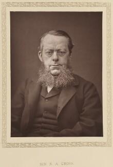 Richard Assheton Cross, 1st Viscount Cross, by London Stereoscopic & Photographic Company - NPG Ax27782