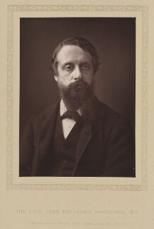 Lord Frederick Charles Cavendish, by London Stereoscopic & Photographic Company - NPG Ax27793