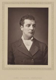Charles William de la Poer Beresford, Baron Beresford, by London Stereoscopic & Photographic Company - NPG Ax27799
