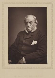 John Winston Spencer Churchill, 7th Duke of Marlborough, by London Stereoscopic & Photographic Company - NPG Ax27801