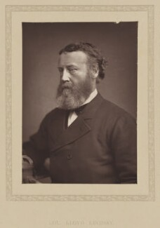 Robert James Loyd-Lindsay, Baron Wantage, by London Stereoscopic & Photographic Company - NPG Ax27802