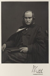 John Veitch, by Thomas Annan, published 1871 - NPG Ax27839 - © National Portrait Gallery, London