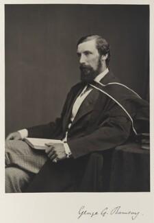 George Gilbert Ramsay, by Thomas Annan - NPG Ax27843