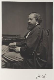 John Nichol, by Thomas Annan - NPG Ax27847