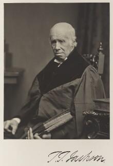 Thomas Thomson Jackson, by Thomas Annan - NPG Ax27850