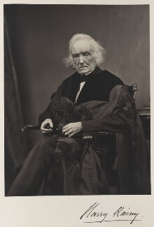 Harry Rainy, by Thomas Annan, published by  James Maclehose - NPG Ax27863