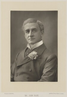 Sir John Hare, by W. & D. Downey, published by  Cassell & Company, Ltd, published 1894 - NPG Ax27916 - © National Portrait Gallery, London
