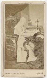 Pope Pius IX (Giovanni Maria Mastai-Ferretti), by Gaston, Mathieu & Co - NPG Ax28409