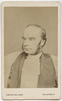 William Connor Magee, by John Watkins - NPG Ax28417
