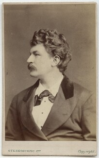 (Thomas) Henry Gartside Neville, by London Stereoscopic & Photographic Company - NPG Ax28507