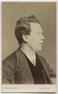 Lionel Brough, by London Stereoscopic & Photographic Company - NPG Ax28516
