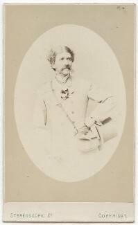 Edward Askew Sothern as Brother Sam in 'Brother Sam', by London Stereoscopic & Photographic Company - NPG Ax28518