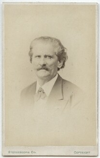 Joseph Gungl, by London Stereoscopic & Photographic Company - NPG Ax28527
